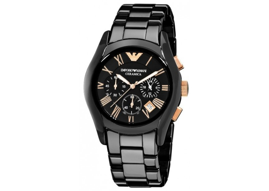 3e1c0839620 AR1410 Emporio Armani horloge online kopen | Juwelen Nevejan