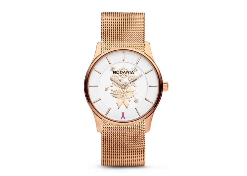 Rodania Empire Think-pink horloge 2623366