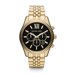 MK8286 Michael Kors Lexington heren horloge