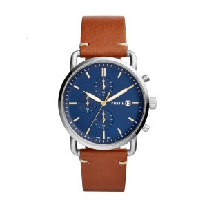 FS5401 Fossil The Commuter Horloge