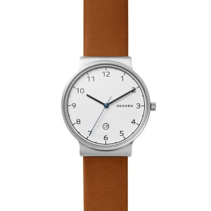 SKW6433 Skagen Ancher Titanium gents watch