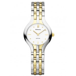 2513480 Rodania Swiss Made Milano dames horloge