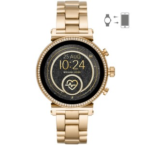 MKT5062 Michael Kors Access Sofie Gen 4 Display Smartwatch