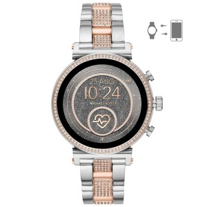 MKT5064 Michael Kors Access Sofie Gen 4 Display Smartwatch
