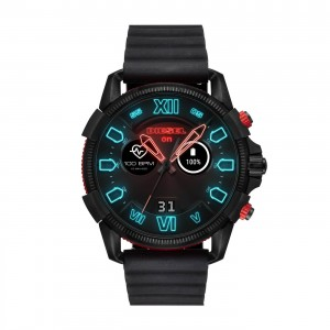 DZT2010 Diesel Smartwatch Full Guard 2.5 Diesel On horloge